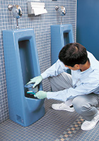 トイレ・化粧室クリーニングの画像